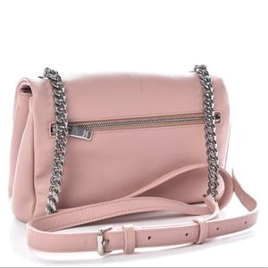 Yves Saint Laurent Bags - {Saint Laurent} YSL Pale Blush Fold-Over Bag